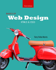 Basics of Web Design 3rd Edition