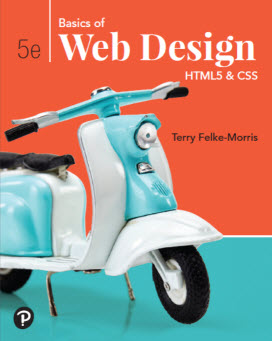 Basics of Web Design 5th Edition
